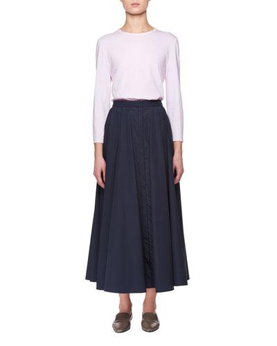Saga A-Line Long Skirt and Matching Items