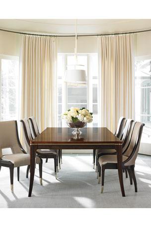 Astonishing Dining Room Furniture At Neiman Marcus Home Interior And Landscaping Pimpapssignezvosmurscom
