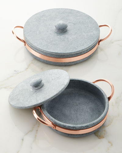 Medium Sauté Pan and Matching Items