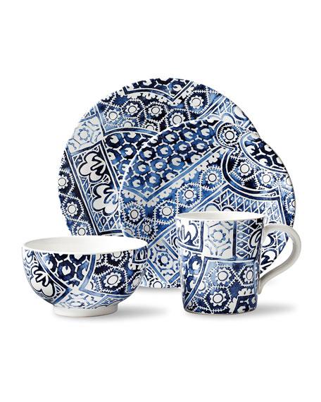 Cote D'Azur Batik Mug