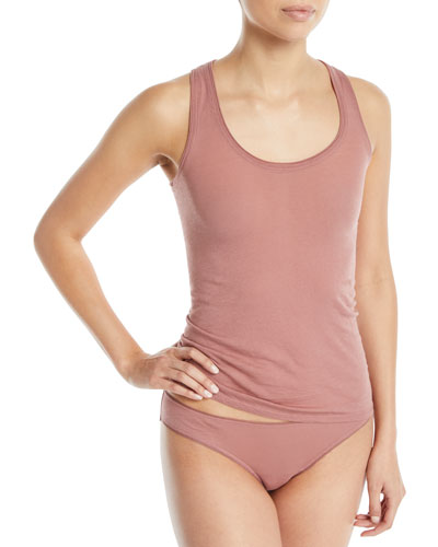 Organic Cotton Jersey Lounge Tank and Matching Items
