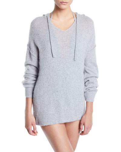 Lauren Hooded Cashmere Coverup and Matching Items