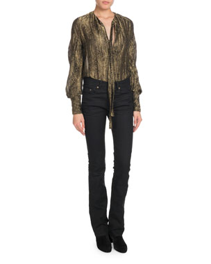a15377f2a96be Saint Laurent Fashion Collection at Neiman Marcus