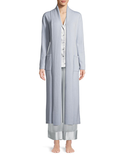 Cashmere Long Robe and Matching Items