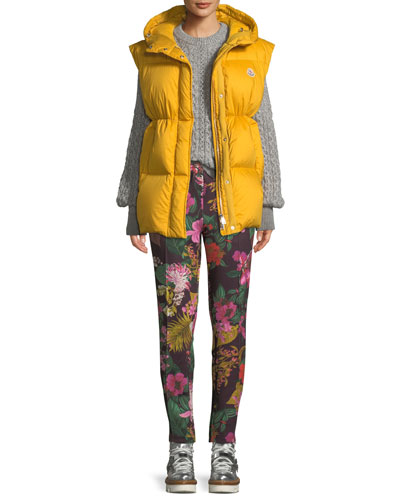 Cheveche Puffer Vest w/ Hood and Matching Items