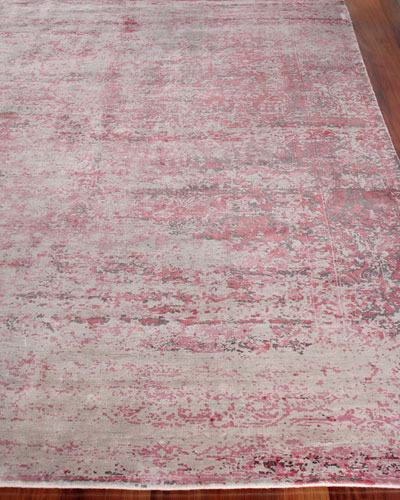 Piper Hand-Knotted Rug, 8' x 10' and Matching Items