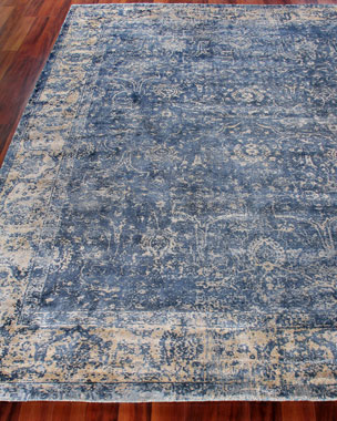 Exquisite Rugs Adelaide Hand Knotted Rug 12 X 15
