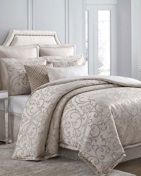Avalon 4-Piece Queen Duvet Cover Set