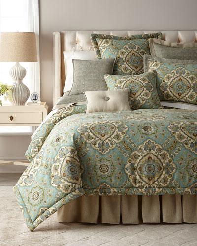Tinsley 3-Piece King Comforter Set  and Matching Items