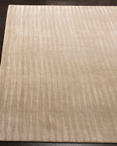 Ayumi Stripe Hand-Knotted Rug, 9' x 12' and Matching Items
