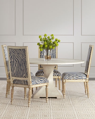 Lavertezzo Dining Table  and Matching Items