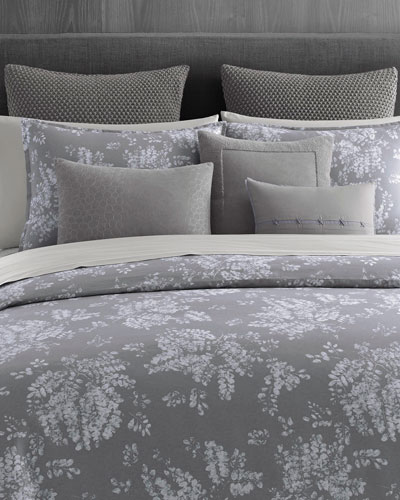 Transparent Leaves Queen Duvet Set and Matching Items