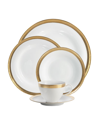 Goldsmith Saucer  and Matching Items