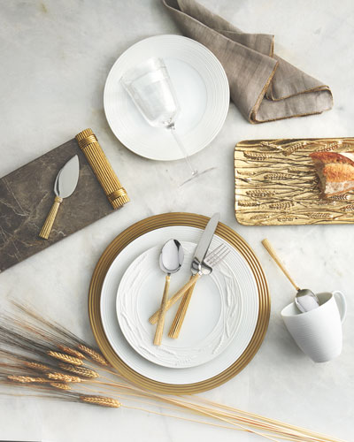 Wheat Dinner Plate and Matching Items