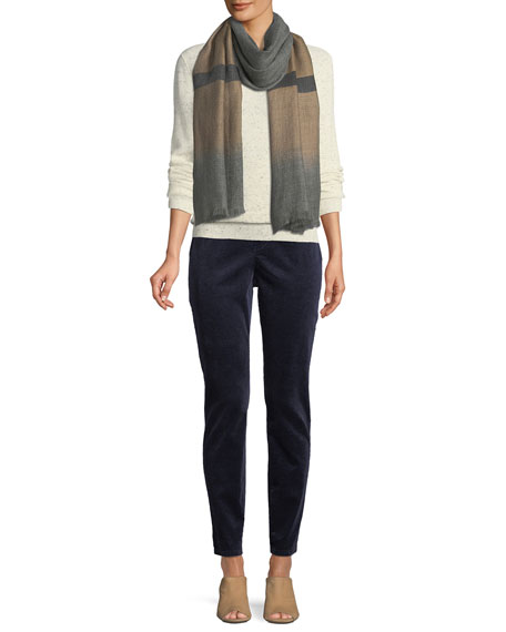 Speckle Knit Sweater, Petite