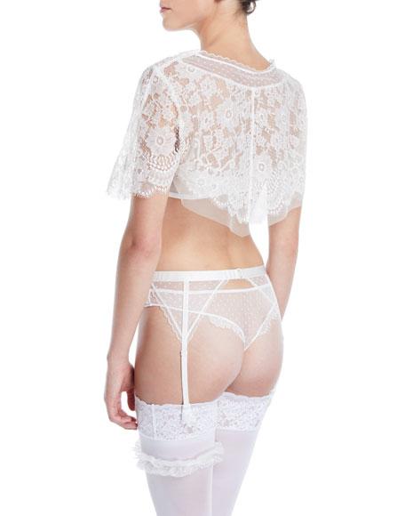 Oui Lejaby Strapless Lace Bra