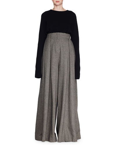 Sibel Wool-Cashmere Sweater and Matching Items