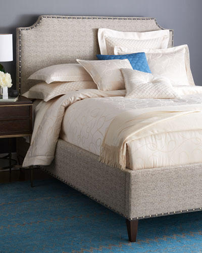 Elizabeth Queen Bed  and Matching Items