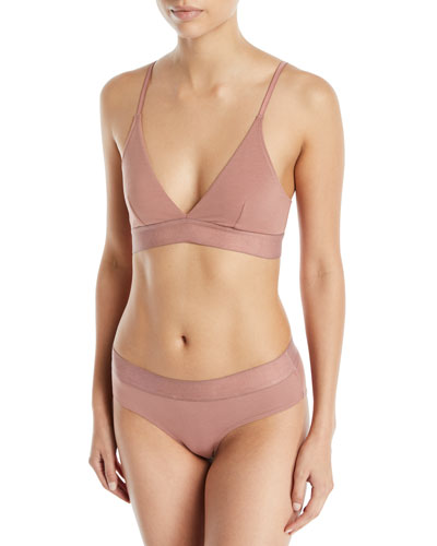 Hadlee Organic Cotton Convertible Bralette and Matching Items