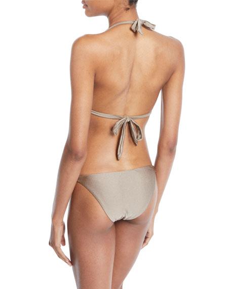 Beach Glow Karli Triangle Bikini Top