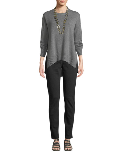 Slim Ponte Pants and Matching Items