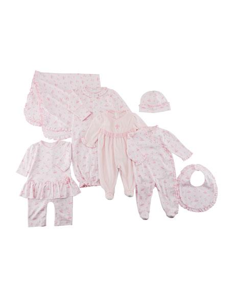 Prima Ballerina Pima Convertible Gown, Size Newborn-S