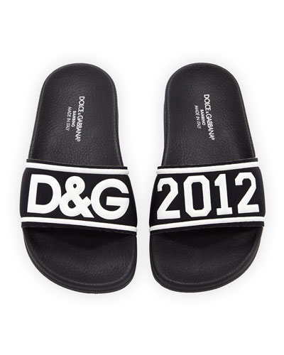 Chiabatta D&G 2012 Pool Slide Sandals