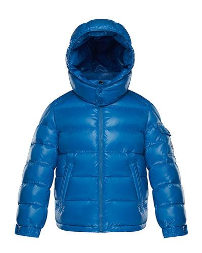New Maya Puffer Jacket w/ Hood, Size 8-14 and Matching Items