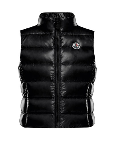 Ghany Quilted Puffer Vest, Size 8-14 and Matching Items
