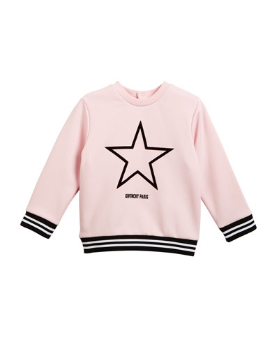 Star Logo Sweatshirt Top, Girls' 6-18 Months and Matching Items