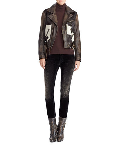Easton Mid-Rise Skinny Jeans  and Matching Items