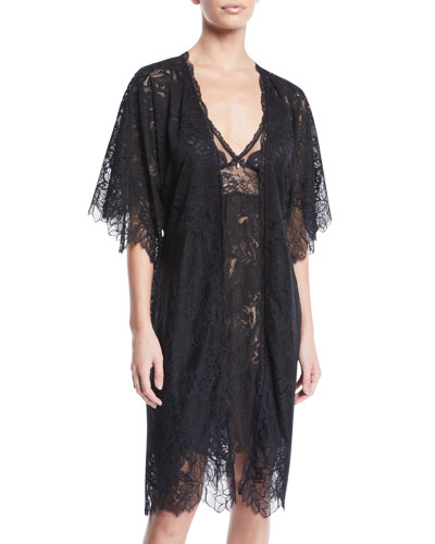 Resille Lotus Lace Nightie and Matching Items