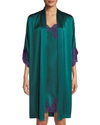 Splendeur Soie Silk Nighty and Matching Items