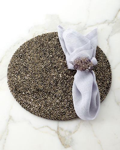 Chambray Gauze Linen Napkin and Matching Items