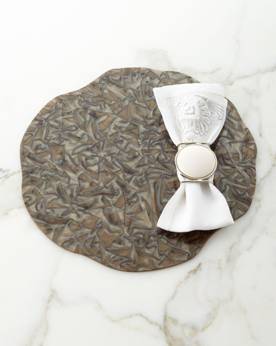 Baroque Linen Napkin and Matching Items