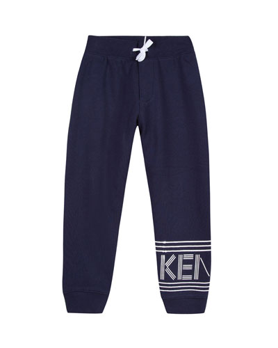 Fleece Logo Jogger Pants, Size 2-6  and Matching Items