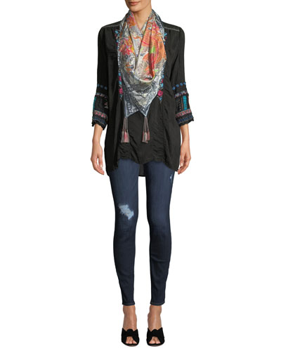 Swirl Patchwork Tunic  and Matching Items