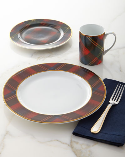 Alexander Dinner Plate  and Matching Items