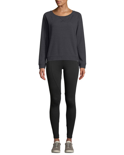 Morgan Raglan-Sleeve Sweatshirt and Matching Items
