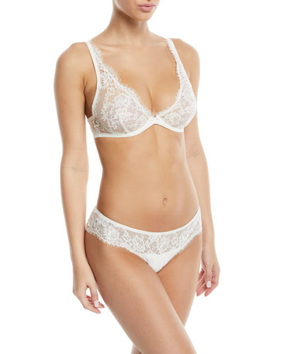 Fantasia Underwire Triangle Bra and Matching Items