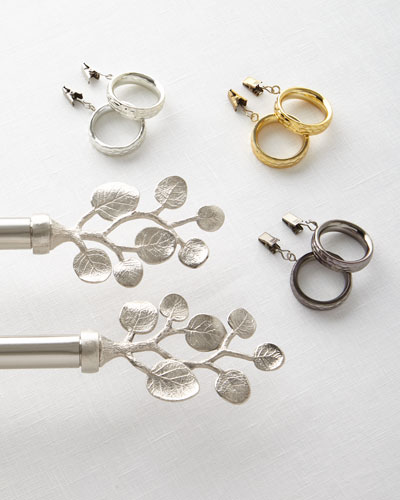 Clip Rings  Set of 7  and Matching Items