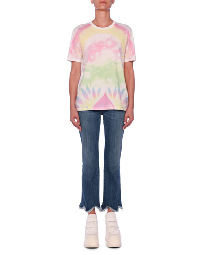 Heart Back Tie-Dye T-Shirt and Matching Items