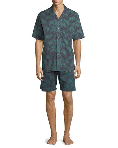 Men's Byron Cuban Short-Sleeve Shirt and Matching Items