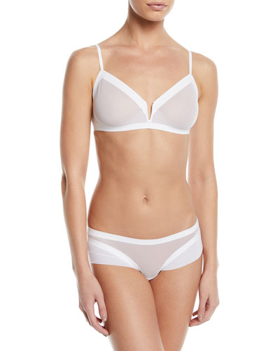 NY Day Mesh Soft Bra and Matching Items