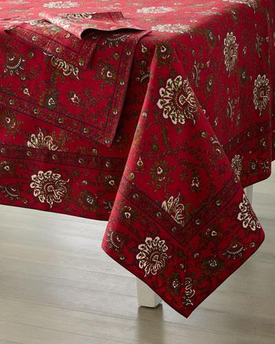 Empress Paisley Napkins, Set of 4  and Matching Items