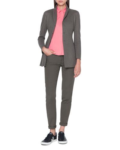 Abigail Cashmere Jersey Blazer and Matching Items