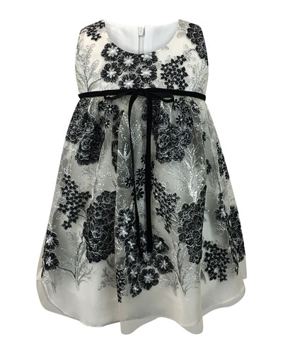 Sleeveless Lace Dress  Size 2-6  and Matching Items