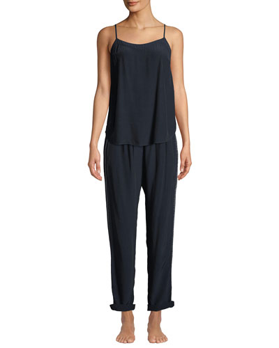 Lennon Cotton Camisole Lounge Top and Matching Items