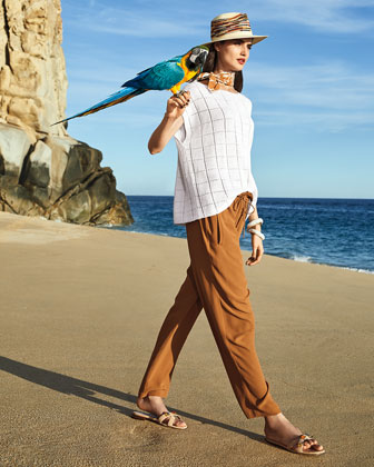 Shop Eileen Fisher Spring Preview