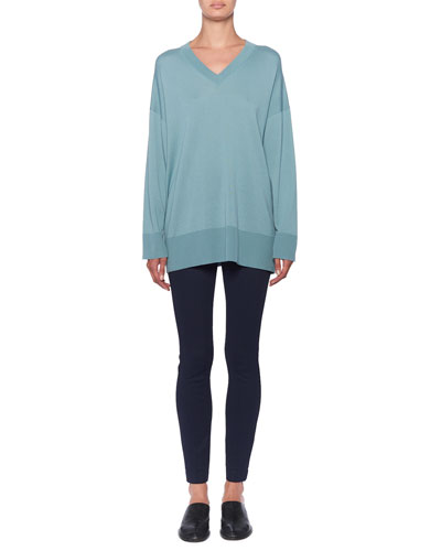 Sabrina Cashmere V-Neck Sweater and Matching Items